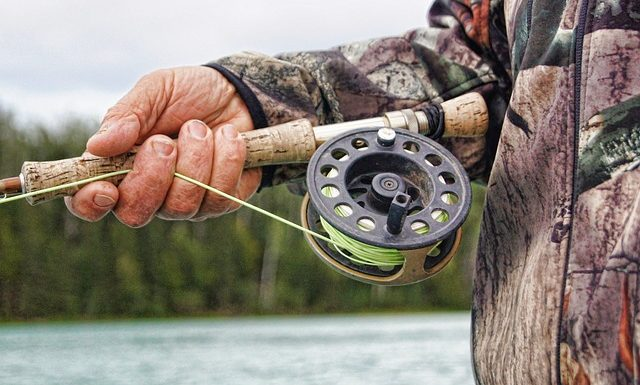 """Fishing Kit Basics"""